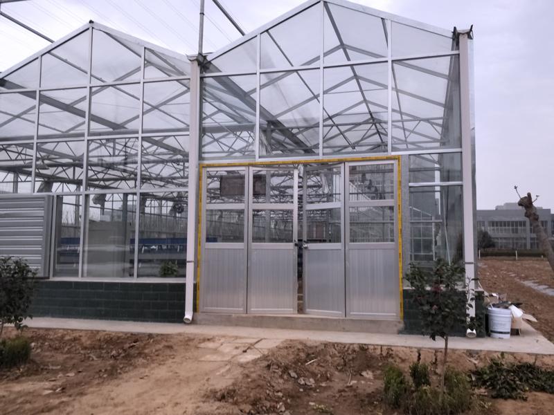 职业技术学院教学温室建设