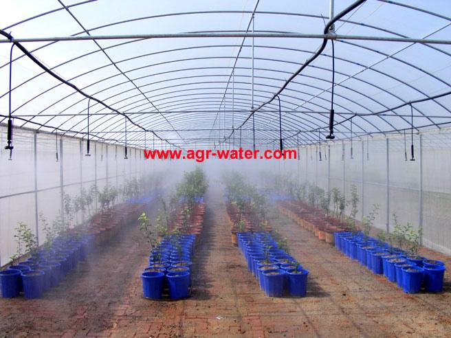 陕西滴灌-温室灌溉2