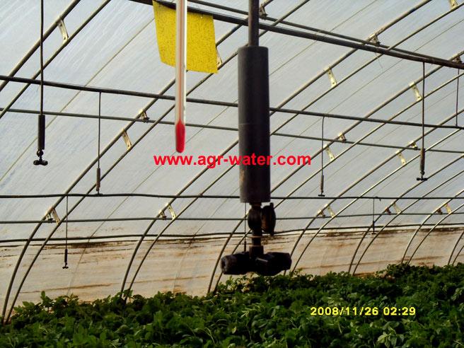 陕西滴灌-温室灌溉