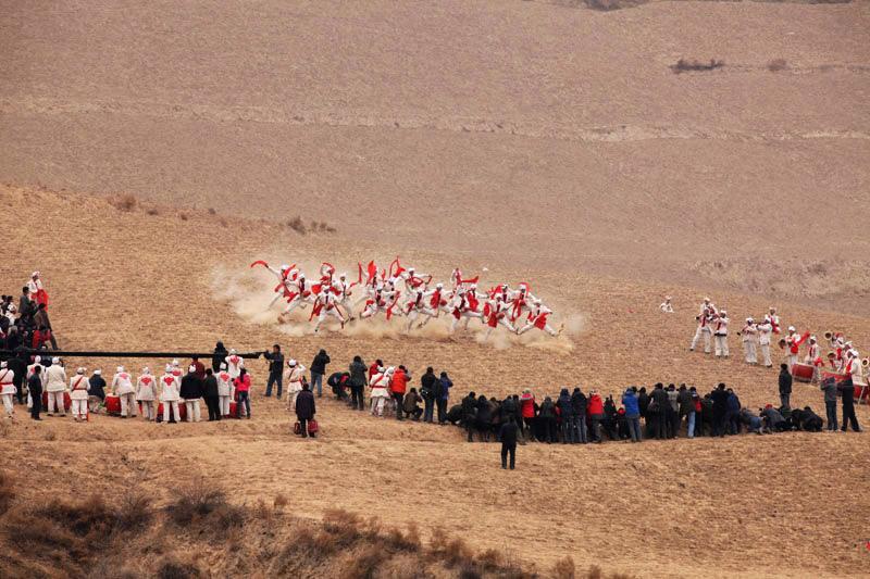 黄土文化的形成历史