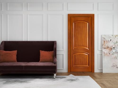 陕西实木复合门,设计新颖,质量上乘