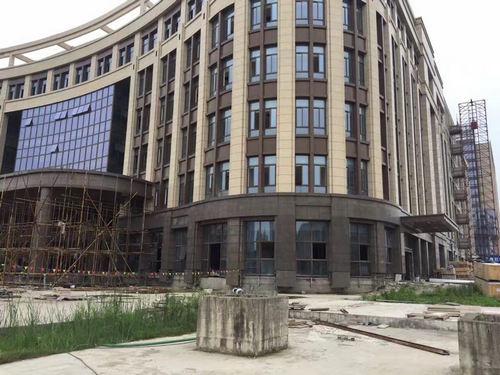 河南黄锈石厂家与浙江铭诚建设有限公司合作案例