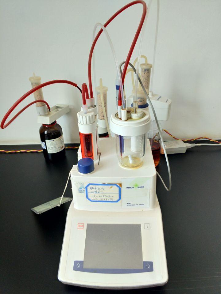 KF水分測定儀