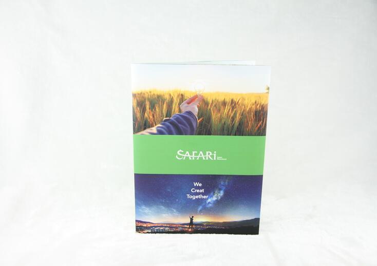 画册设计印刷合作客户