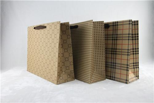 手提袋——牛皮纸