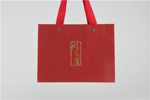 手提袋——特种纸