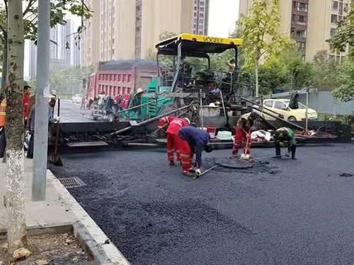 成都沥青路面施工相关技术规范