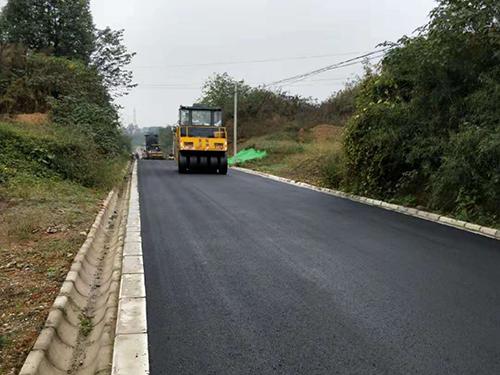 成都瀝青路面工程
