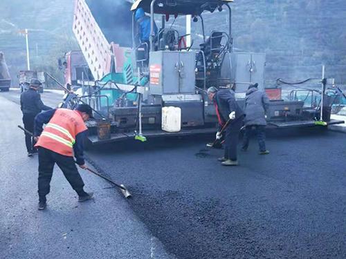 四川透水沥青路面工程公司企业相册