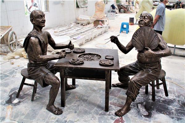 四川传承环境雕塑有限公司成功案例