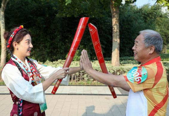 2019年9月8日第十一届全国少数民族传统体育运动会今起在郑州举行