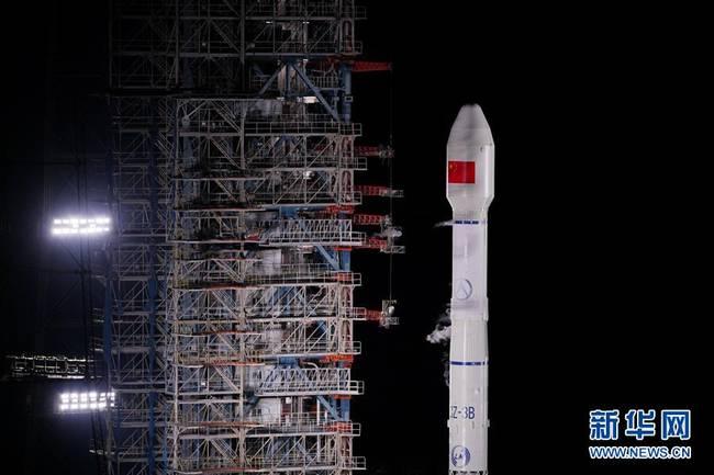 """9月23日中国成功发射两颗北斗三号卫星 北斗系统""""一箭双星"""""""