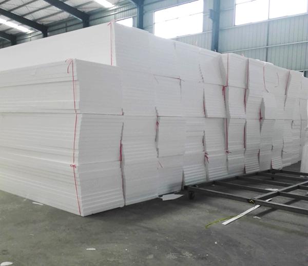 EPS保温板生产