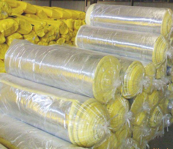 玻璃棉卷毡、玻璃棉条厂家