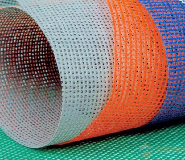 耐碱涂塑玻璃纤维网格布