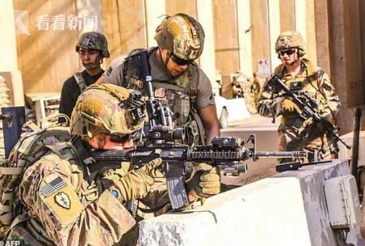 驻伊美军司令称要撤军 特朗普:不赔钱我们不走!