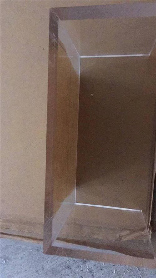 武汉透明高品质亚克力盒子定制