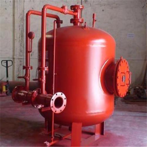 新疆消防泡沫罐种类