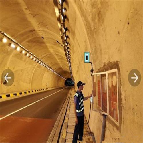 高速公路隧道工程应用案例