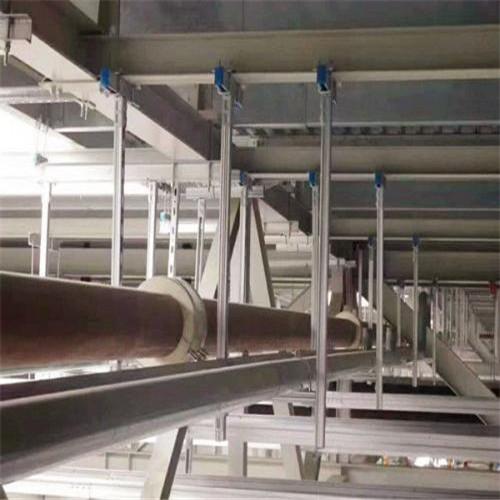 减少抗震支架震动的方法