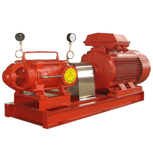卧式多级消防泵