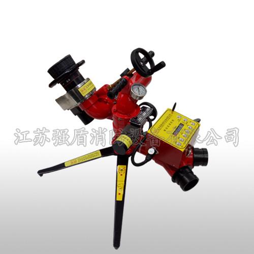 移动式电控消防自摆炮