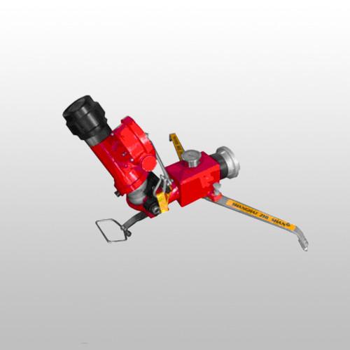 PSY20ZB移动式水力自摆消防炮