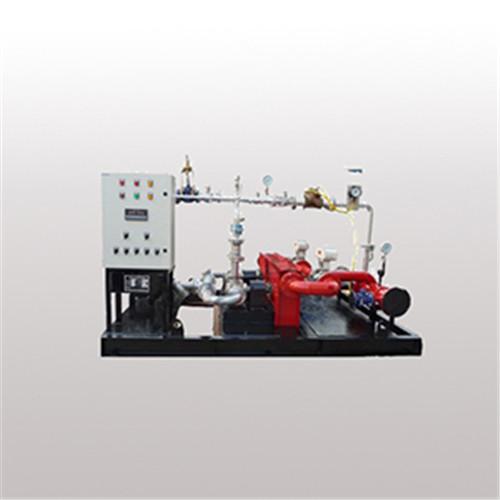 平衡式比例混合装置-水轮机驱动