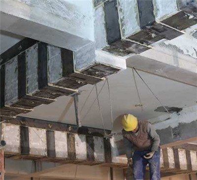 河南粘钢板加固公司