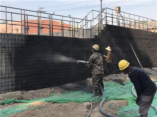 喷射混凝土、卸荷支撑,助力更多建筑安全服务