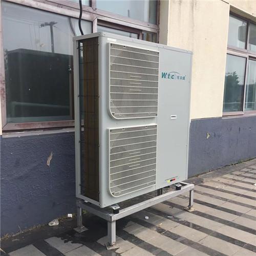 洛阳空气能采暖机户式160平采暖安装案例