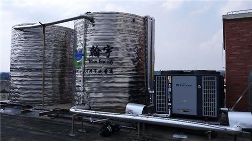 洛阳空气能热水器案例之洛阳科技职业学院