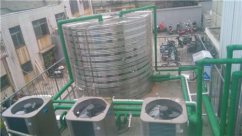 商用空气能热水器合作案例