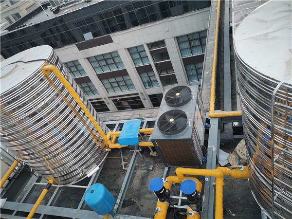 酒店空气能热水器