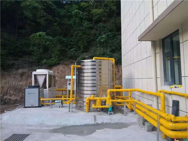 空气能热水器供暖