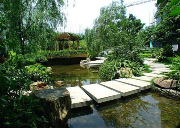 河南园林景观