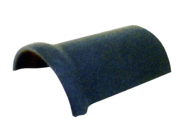 琉璃瓦配件半圆脊