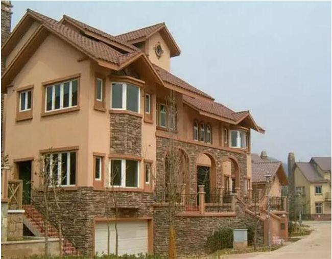 陕西别墅外墙砖