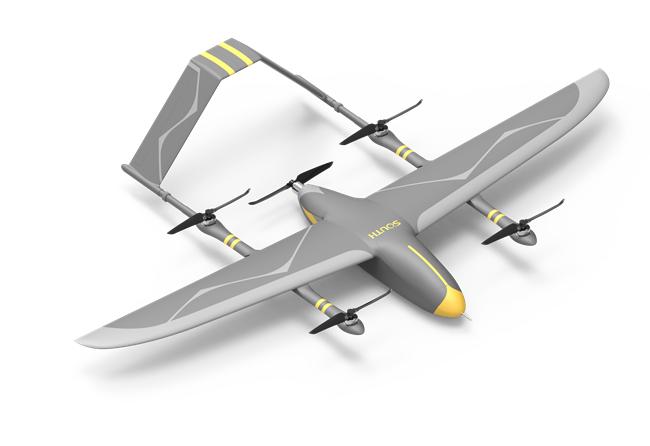 西安天巡MF2500無人機