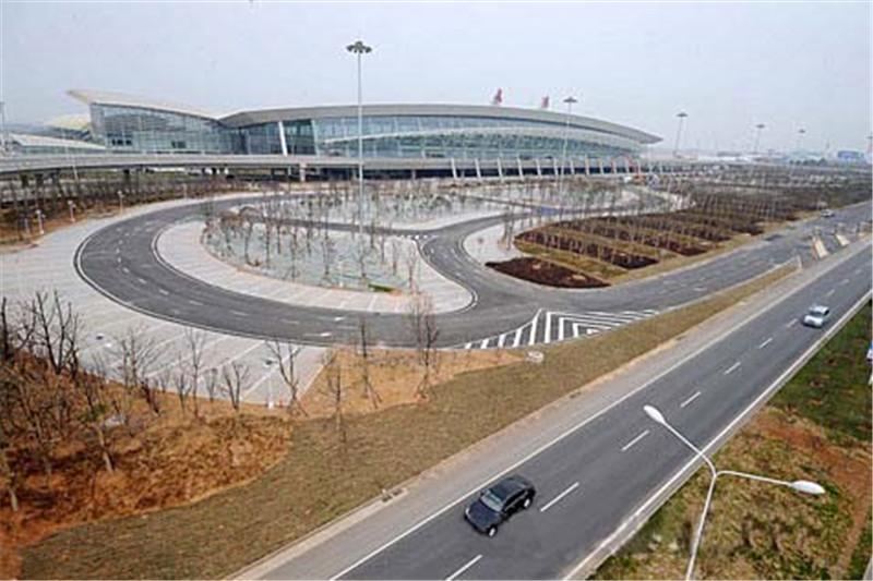 武汉天河机场工程案例