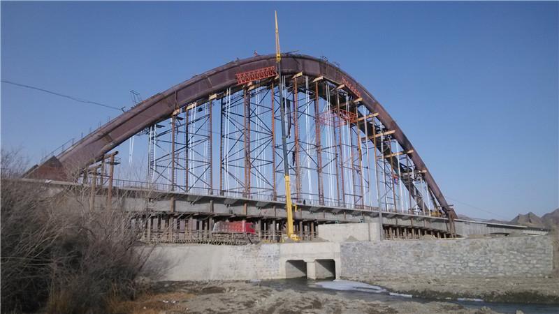 预应力技术服务-日喀则拉日铁路特大桥