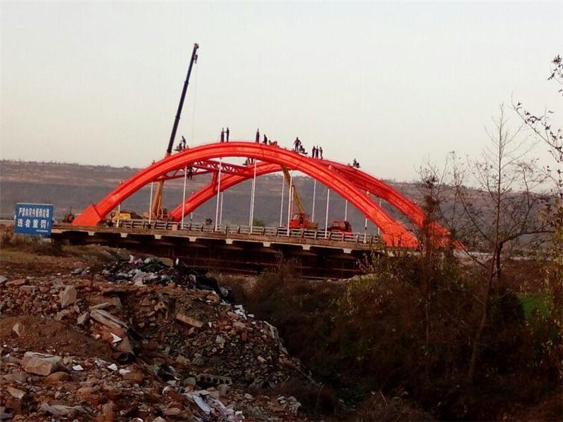 眉县干沟河吊杆桥
