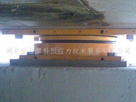 铁路桥梁支座灌浆料