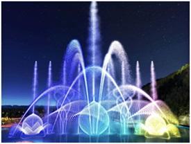 南充音乐喷泉