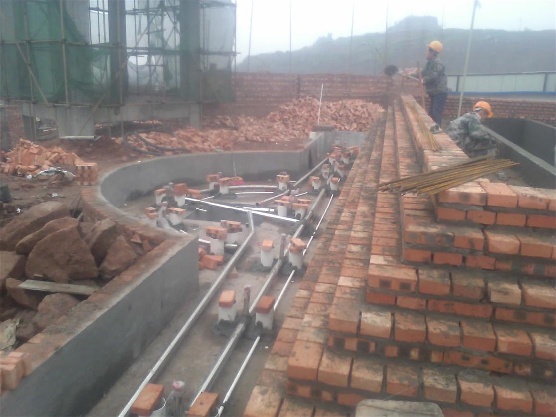 四川音乐喷泉设计施工