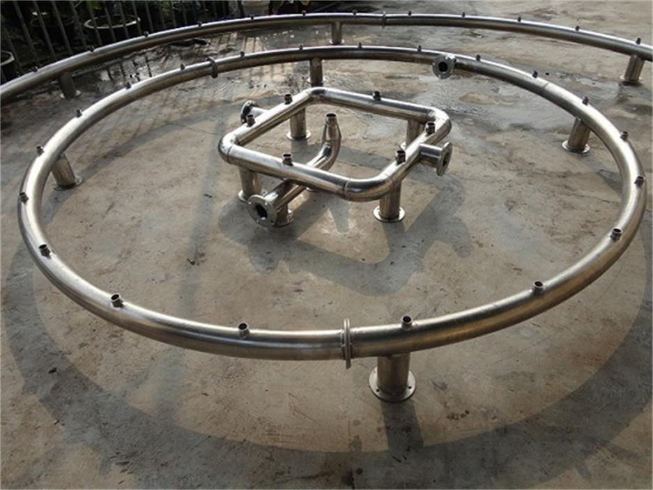 四川程控喷泉施工案例