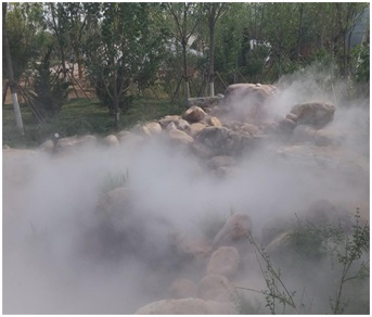 四川冷雾喷泉合作单位