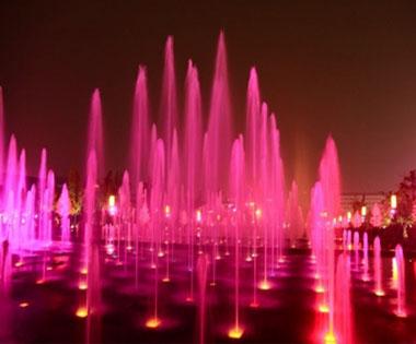 邛崃鼎盛时代广场喷泉项目