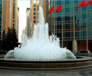 成都喷泉设备世纪城