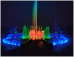 眉山音乐喷泉